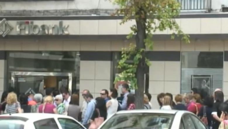 coada banca bulgaria