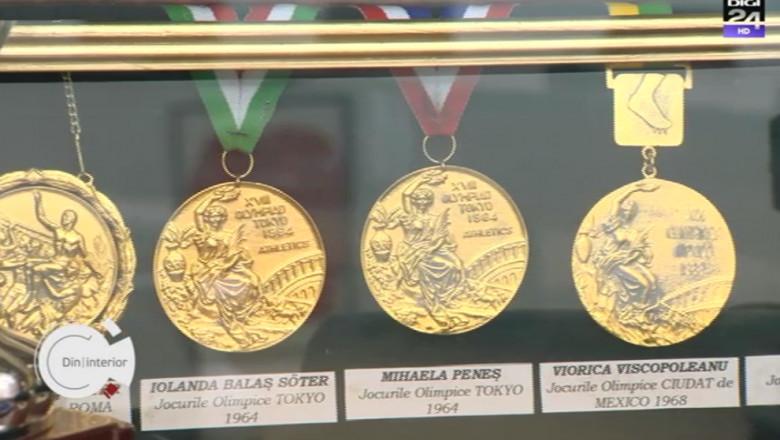 medalii aur 1