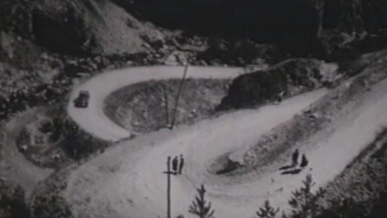 cheile bicazului 1950
