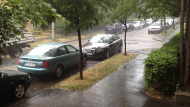 ploaie Baia Mare