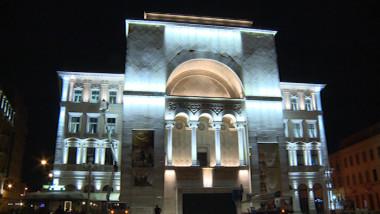 N18 Opera din Tim iluminata arhitectural icon
