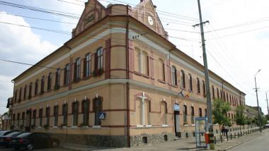 colegiul andrei saguna Oradea