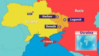 harta ucraina rusia 7 aprilie