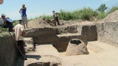 cuptor arheologic