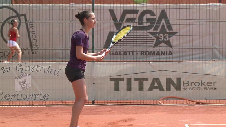 jucatoare tenis