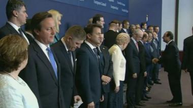 liderii europeni