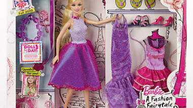 Barbie A Fashion Fairytale Toys R Us Barbie Doll