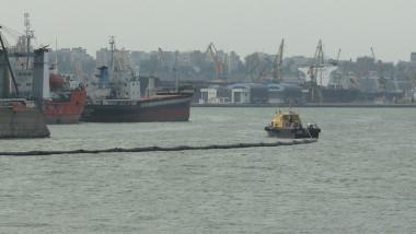poluare port
