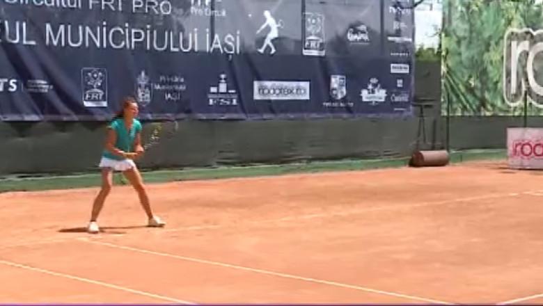 tenis cupa iasi