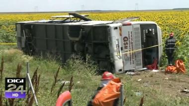 accident autocar a2