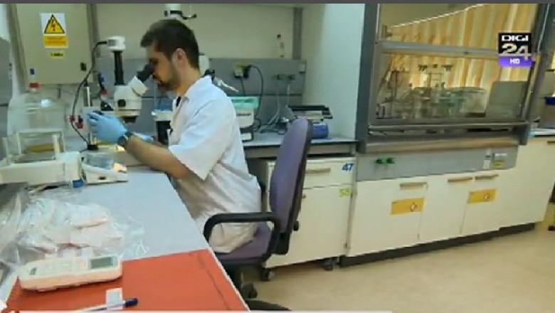 laborator genetic