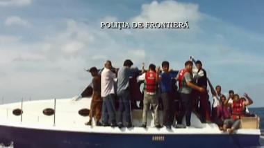 migranti pe mare