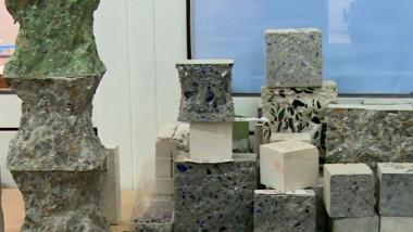 beton din sticla