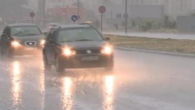 masini ploaie ploi captura