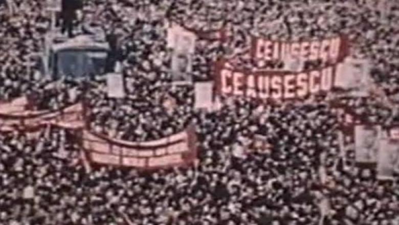 ceausescu poporul