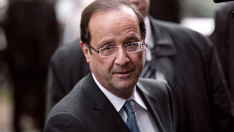 francois hollande-AFP Mediafax Foto-FRED DUFOUR