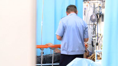 lavric pacient spital 2 politist spate