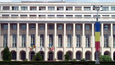 sediul guvernului mediafax