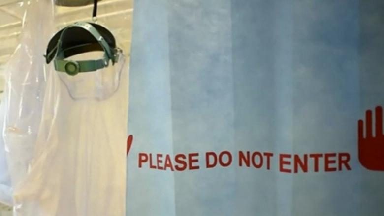 ebola please don t enter