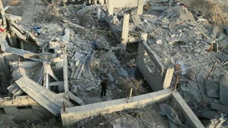 bombardamente gaza 3