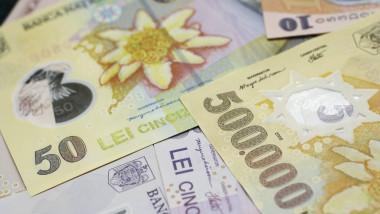 bancnote lei bani vechi bani noi - mediafax 1