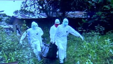 ebola echipamente de protectie