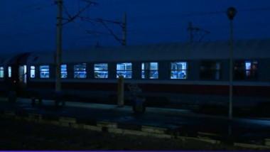 tren noapte
