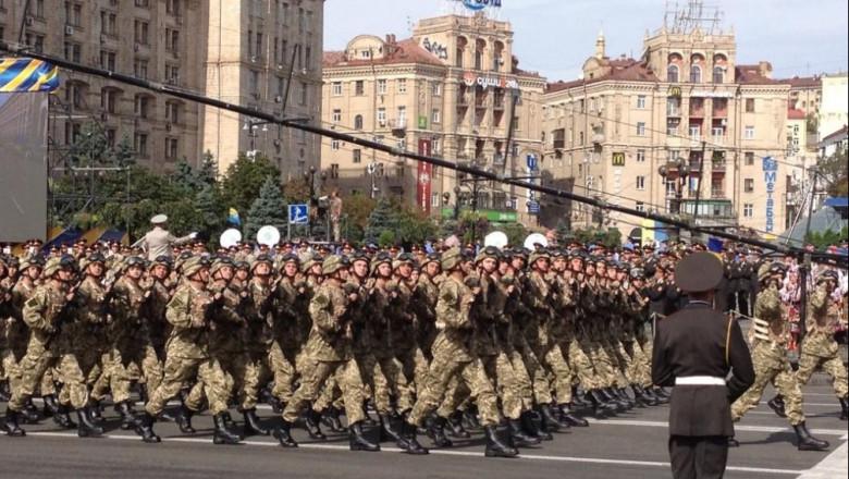 parada ziua independentei ucraina