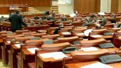 parlament motiune