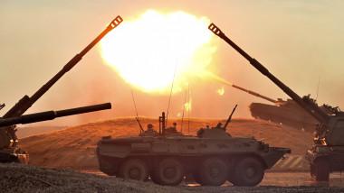 tancuri rusia conflict ucraina mediafax