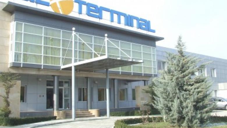 oil terminal replica