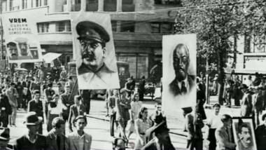 manifestatie comunistii
