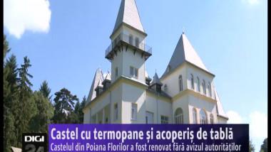 castel restaurat