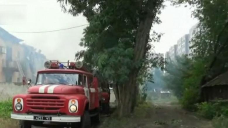 Ucraina explozii
