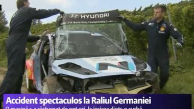 accident raliu germania