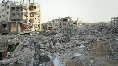 bombardamente gaza 4