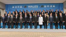 SUMMIT NATO POZA GRUP MEDIAFAX