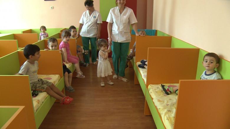 paturi cresa copii