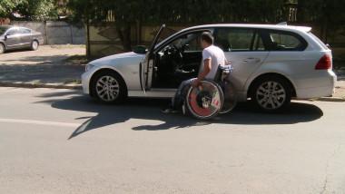sofer dizabilitati