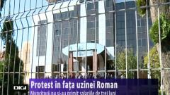 PROTEST ROMAN