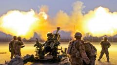 NATO arme explozie