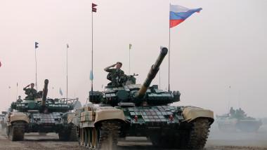 Tanc Rusia-AFP Mediafax Foto-HO