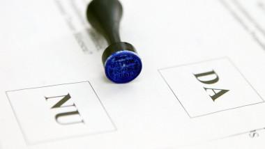 stampila vot referendum resized - mediafax