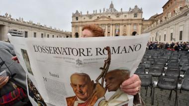 vatican slujba papi mediafax