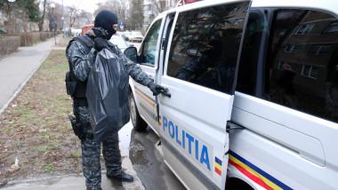 perchezitii politie jandarmi mediafax