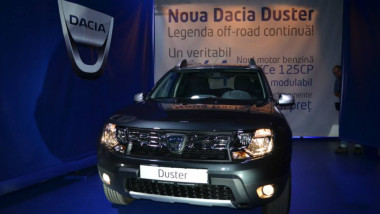 dacia duster FB 2 1