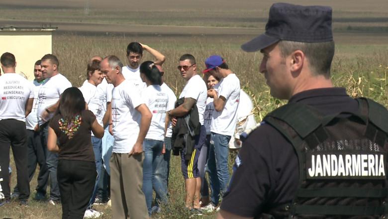 protest penitenciar1