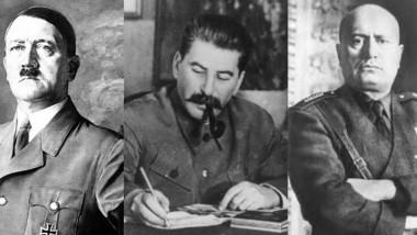 stalin hitler mussolini colaj