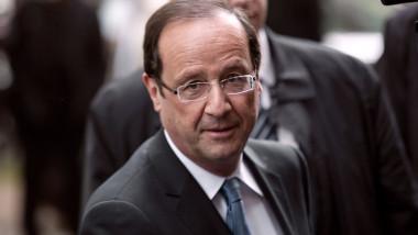 francois hollande-AFP Mediafax Foto-FRED DUFOUR 1