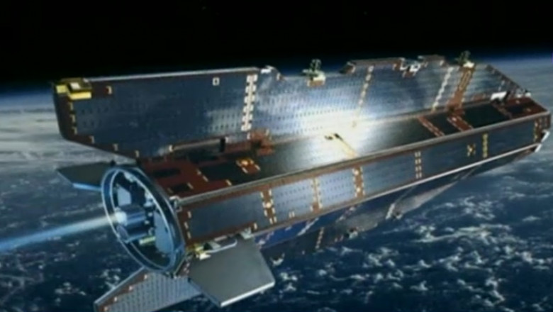 satelit telecomunicatii